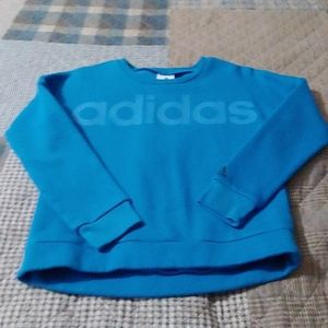 Youth girls Adidas sweatshirt